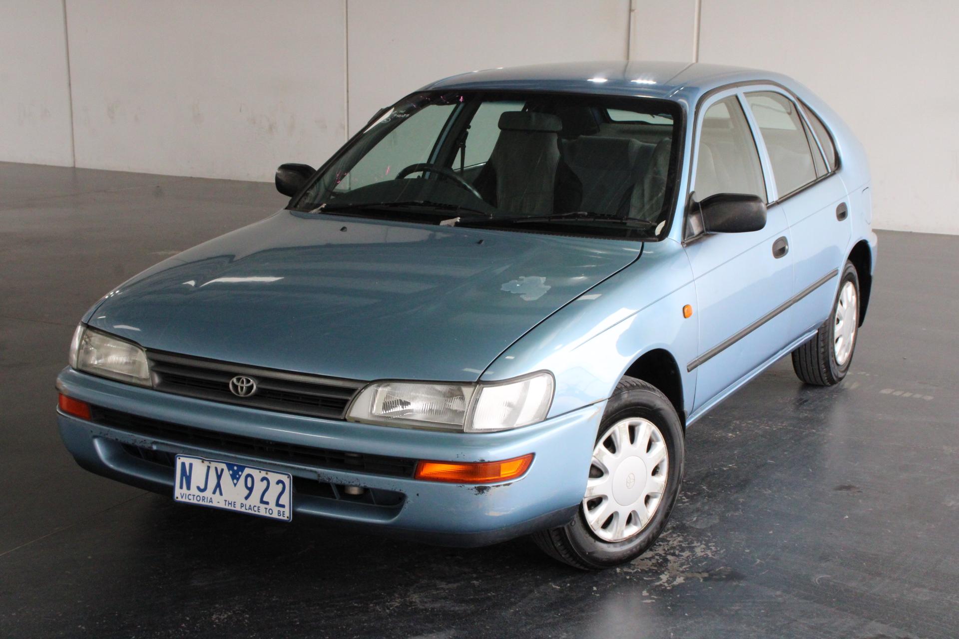 1995 Toyota Corolla CSI Seca AE101 Automatic Hatchback