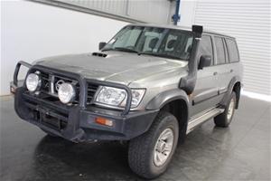 2003 Nissan Patrol ST 3.0 GU II Turbo Di