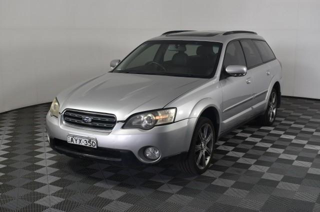 2006 Subaru Outback 2.5i Premium B4A Automatic Wagon