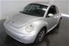 2003 Volkswagen Beetle 1.6 IKON A4 Manual Hatchback