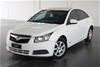 2010 Holden Cruze CD JG Turbo Diesel Automatic Sedan (WOVR)