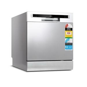 Devanti Benchtop Dishwasher - Silver