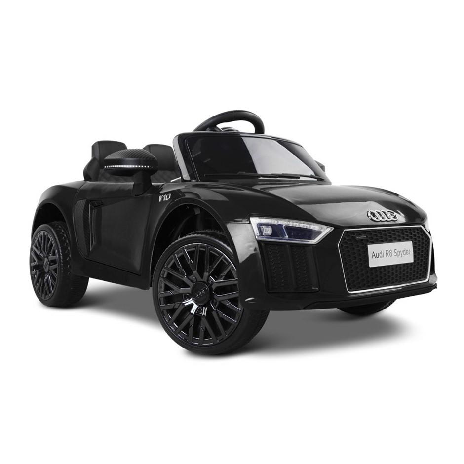 Rigo Kids Ride On Audi R8 - Black