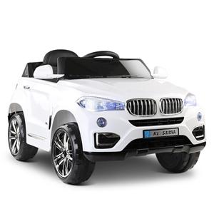 Rigo Kids Ride On Car - White