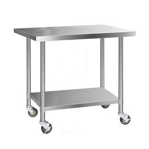 Cefito 1219x760mm Commercial Stainless S