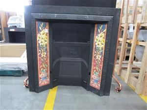 Agnews AF2 Cast Iron Fireplace Surround