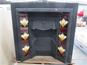 Agnews Cast Iron Fireplace Surround