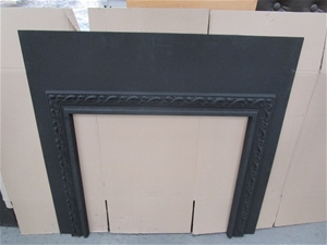 Agnews Cast Iron Fireplace Surround