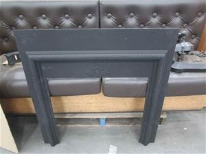 Agnews 700 VB Cast Iron Fireplace Surrou