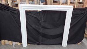 Fireplace Surround (Custom wood)