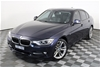 2012 BMW 3 Series 320d F30 Turbo Diesel Automatic - 8 Speed Sedan
