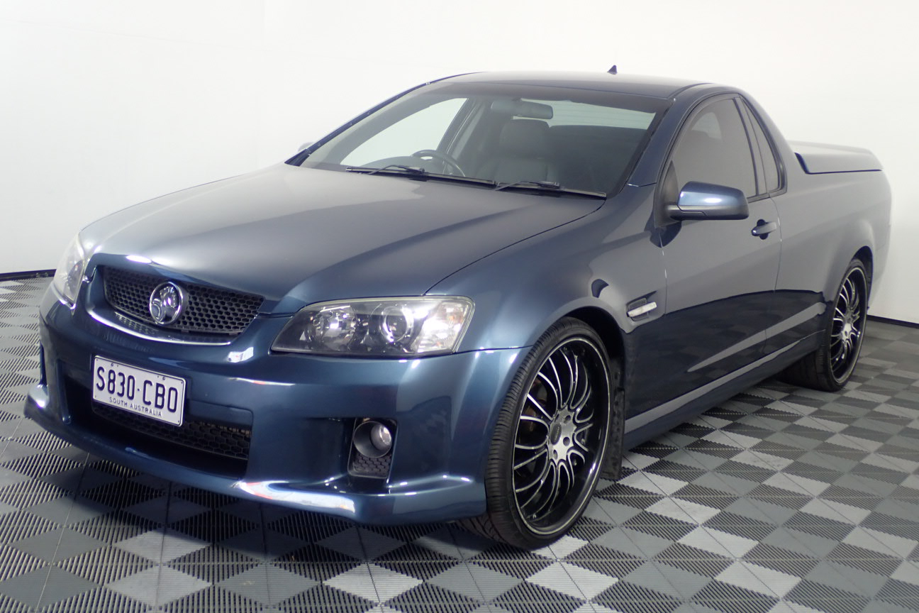 2008 Holden Commodore SV6 VE Automatic Ute