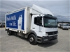 2008 Mercedes Benz Atego 1629 4 x 2 Refrigerated Body Truck
