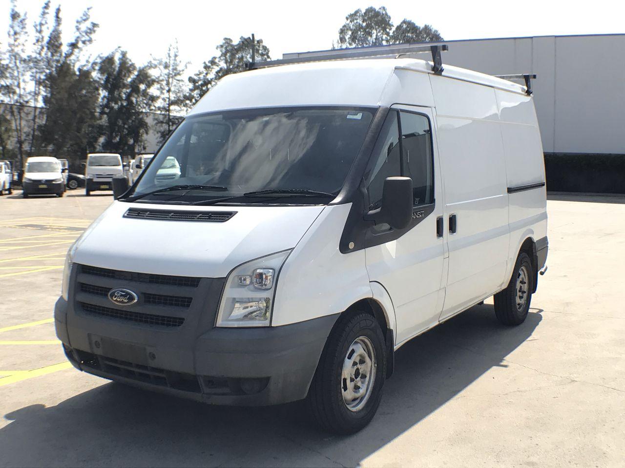 2010 Ford Transit MID (MWB) VM Turbo Diesel Manual Van