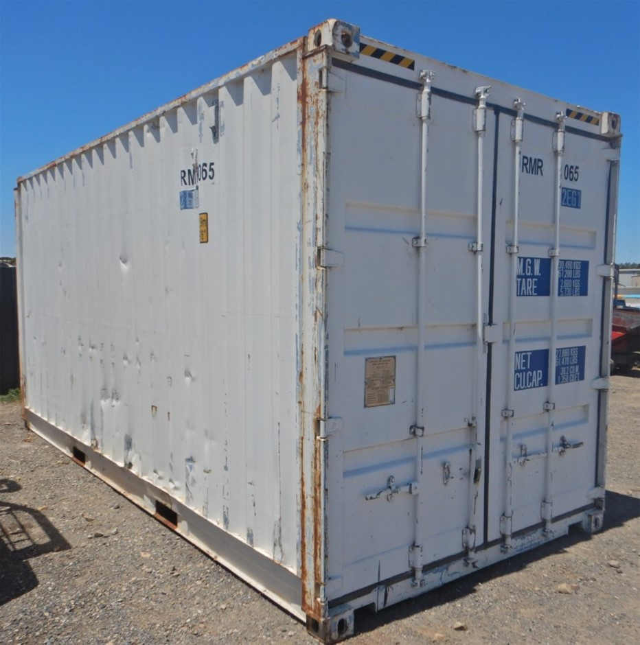 1999 20FT Shipping Container (Pooraka, SA)