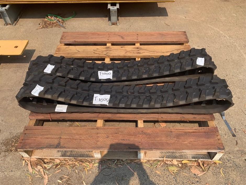 Rubber Track Grp- Mini Excavator
