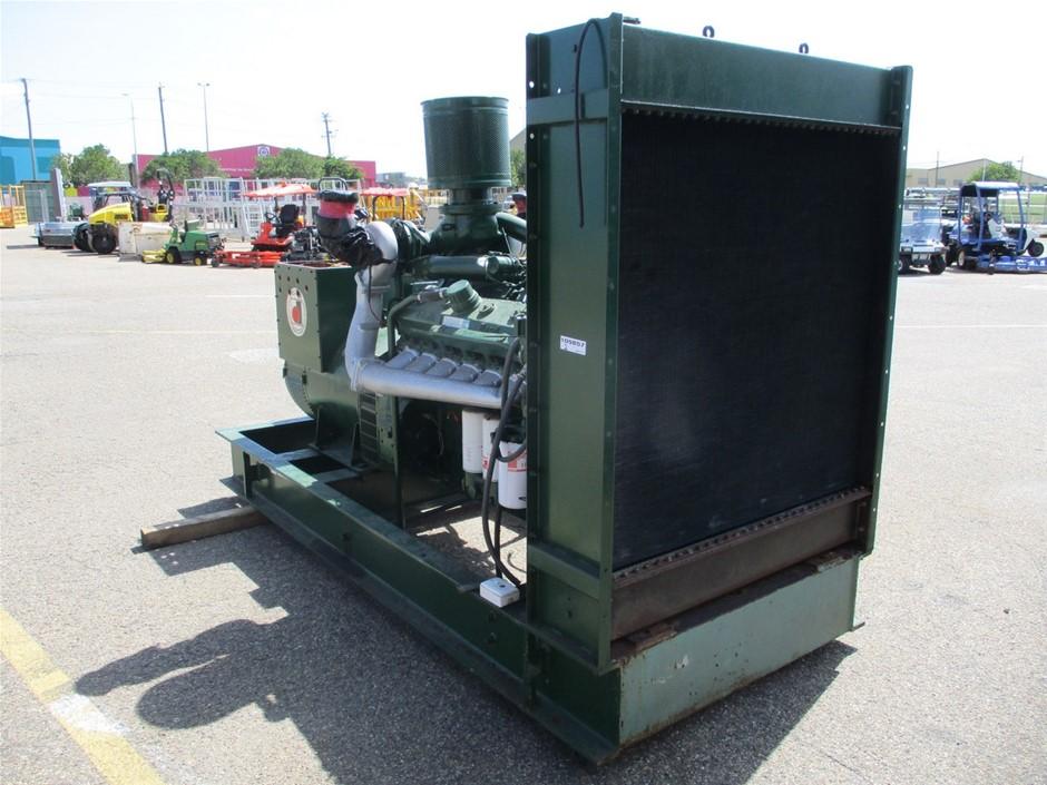 Stamford 311kW/3 Phase Revolving Field AC Generator