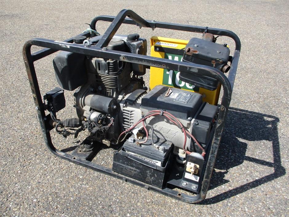 Advanced Power APL60ES1DMSC 6kVA Generator
