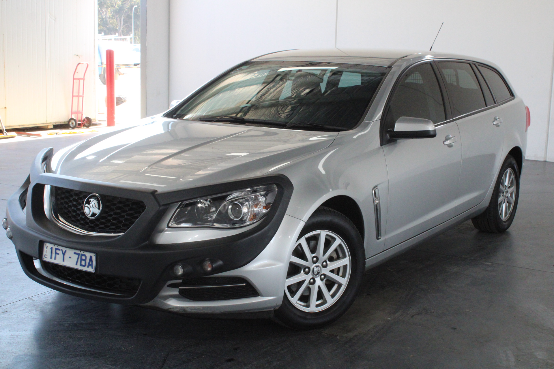 2016 Holden Sportwagon Evoke VF Automatic Wagon