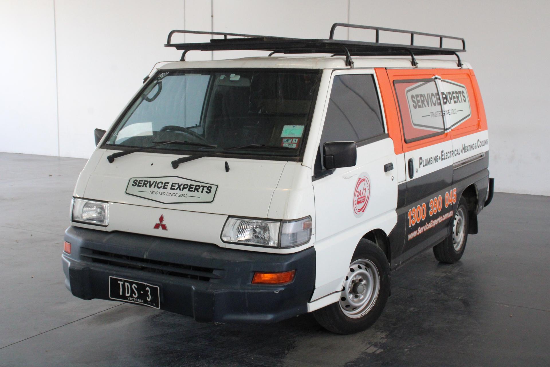 2008 Mitsubishi Express SWB SJ Manual Van