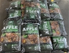 Qty 16 x 12.7 kg Bags of Premium Apple Hardwood BBQ Pellets