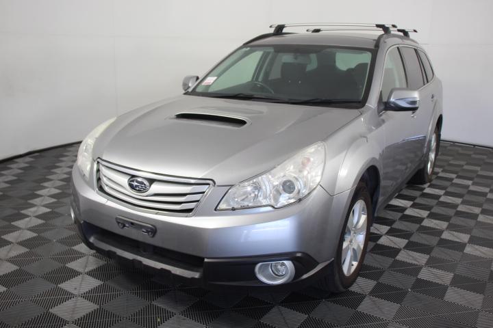 2010 Subaru Outback 2.0D AWD 127,231 km's