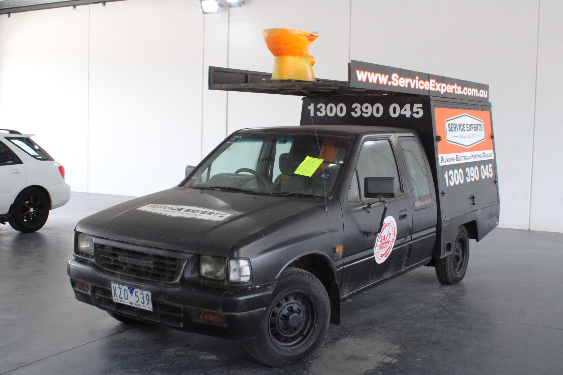 1996 Holden Rodeo LX G6 Manual Ute