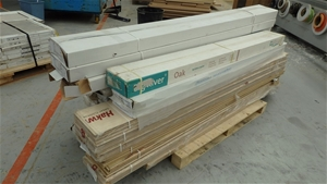 Large Qty of Assorted Flooring