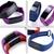 SOGA 2X Sport Smart Watch Fitness Wrist Band Bracelet Activity Tracker Blue
