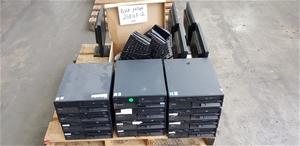 Bulk Pallet Of Assorted Desktops/ Monito