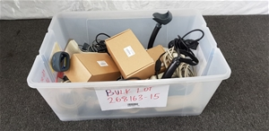 Bulk Lot Of Assorted Barcode Scanners &