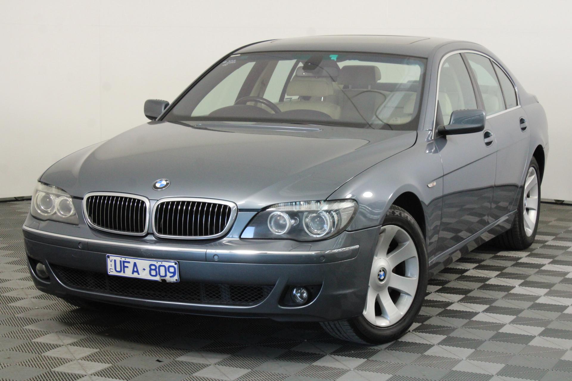 2005 BMW 7 40i E65 Automatic Sedan