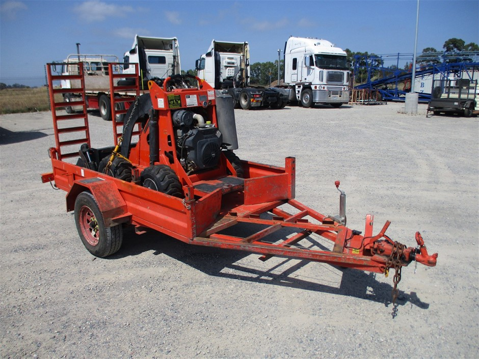 2005 Dingo K9-3-K Skid Steer Loader