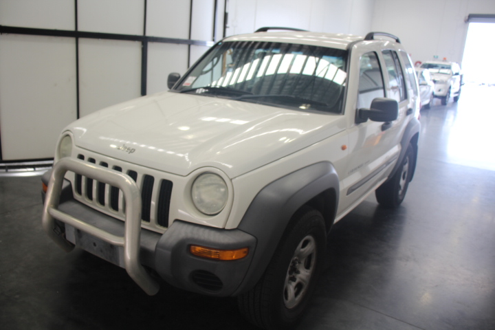 2002 Jeep Cherokee Sport (4x4) KJ Automatic Wagon