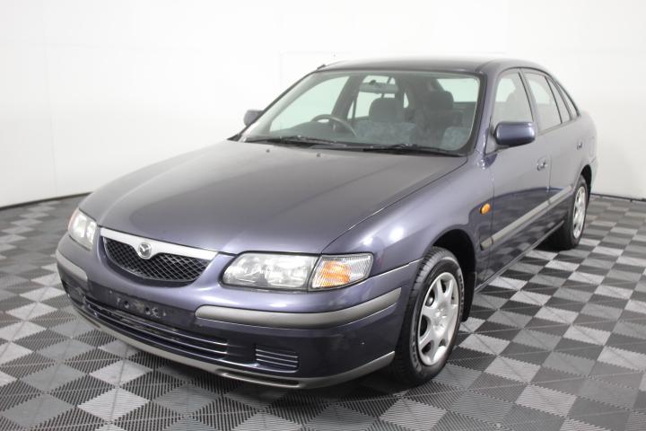 1997 Mazda 626 Classic GF Hatchback
