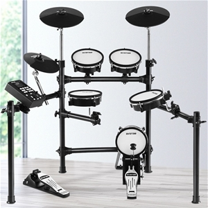8 Piece Electric Electronic Drum Kit Mes