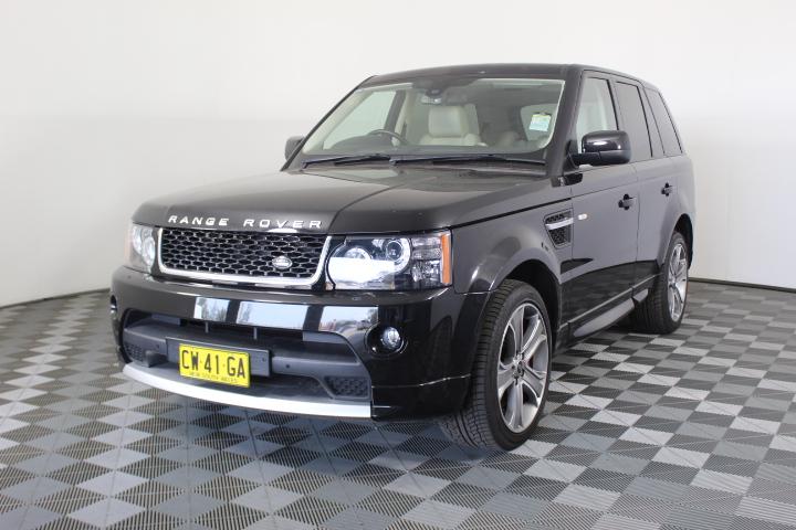 2013 Range Rover Sport, V8 Supercharged, Platinum, 100,778km, Stormer Pack