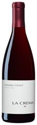La Crema Sonoma Coast Pinot Noir 2017 (12 x 750mL) California