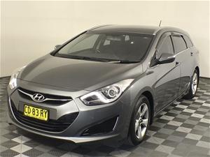 2014 Hyundai i40 Active VF Automatic Wag