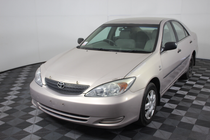 2002 Toyota Camry Altise ACV36R Automatic Sedan