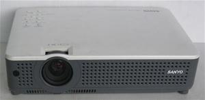projector plc xu75 sanyo pro xtrax multiverse projector auction 0009 801252 graysonline. Black Bedroom Furniture Sets. Home Design Ideas