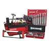 SIDCHROME 47pc Tool Kit with Contractors Bag. Buyers Note - Discount Freigh