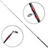 CROCODILE 2pc Carbon Fishing Rod 2.7M, Capacity 100-250g. Buyers Note - Dis