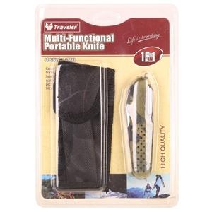 3 x TRAVELER Multi-Functional Portable K