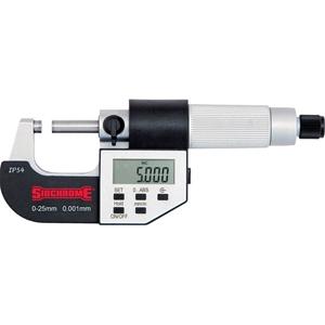 SIDCHROME Digital Outside Micrometre 0mm
