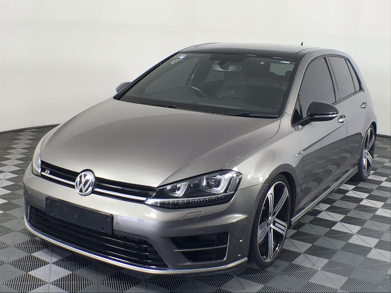 2014 Volkswagen Golf R A7 Automatic Hatchback 82,394km