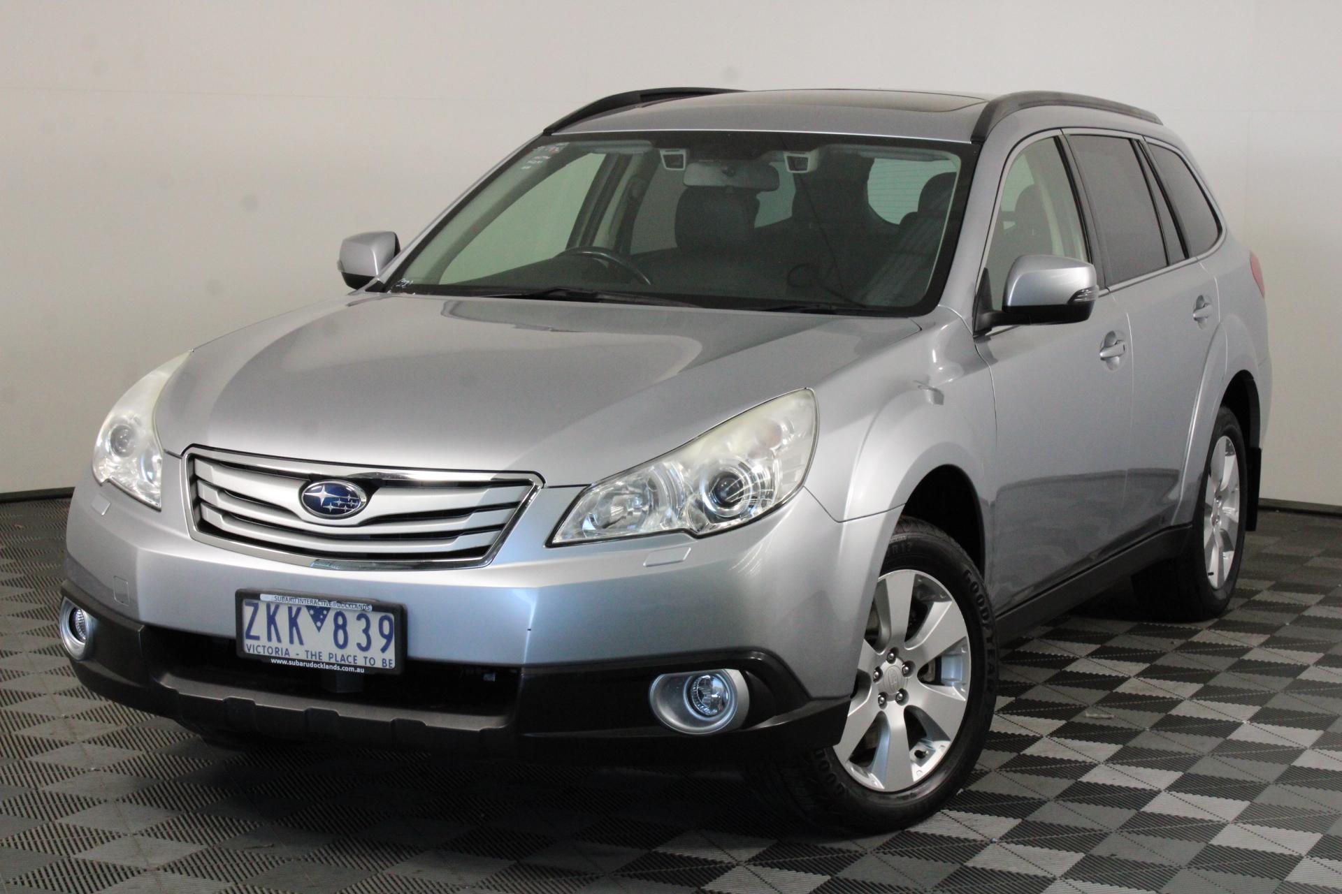 2012 Subaru Outback 3.6R PREMIUM B5A Automatic Wagon