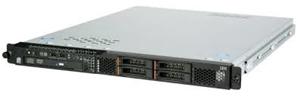 IBM X3250-M3 SERVER, 2x X5550, 48GB, 2.4
