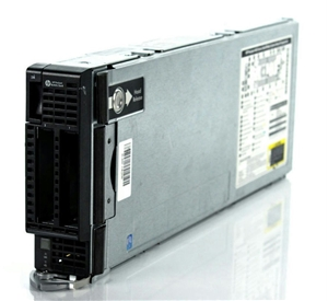 HP BL460c-Gen8 SERVER, 2x E5-2640, 256GB