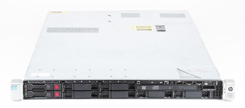 HP DL360p-Gen9 SERVER, 2x E5-2690v3, 768GB, 2.4 TB
